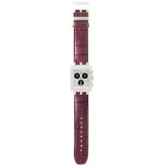 Authentic swatch watch strap for asuek400c
