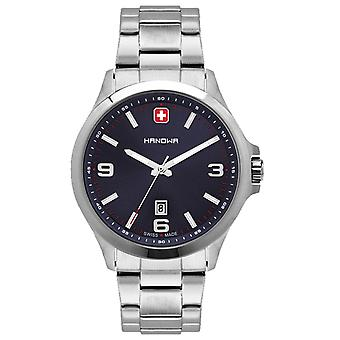 Mens Watch Hanowa 16-5089.04.003, Quartz, 43mm, 5ATM