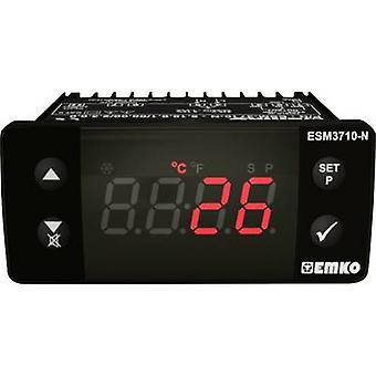 Emko ESM-3710-N Bang-bang Temperature controller PTC -50 up to 130 °C 16 A relay (L x W x H) 65 x 76 x 35 mm