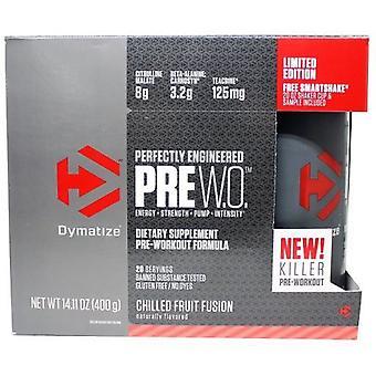 Dymatize PRE W.O. with Limited Edition 420 gr
