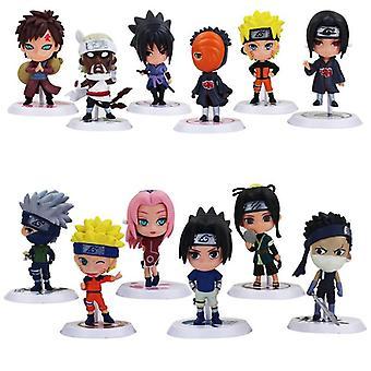 6kpl Japani Jump Sarjakuvat Naruto Toimintahahmo