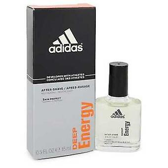 Adidas Deep Energy By Adidas After Shave 0.5 Oz (men) V728-547536