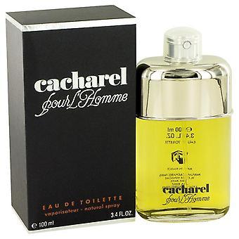 Cacharel Eau De Toilette Spray By Cacharel 3.4 oz Eau De Toilette Spray