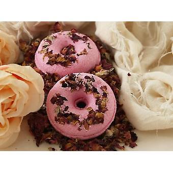 Rose Petal Badebombe