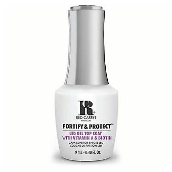 Red Carpet Manicure Fortify & Protect Gel Polish Top Coat