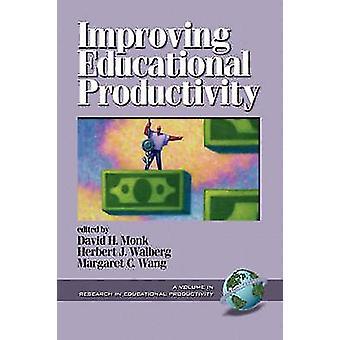 Koulutuksen tuottavuuden parantaminen David H. Monk - 9781930608443 B