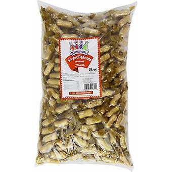 Kingsway Pick & Mix Boiled Sweet Peanuts 3 Kilo