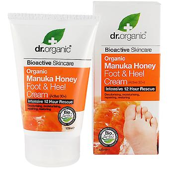 Dr. Organic Manuka Honey Foot and Heel Cream