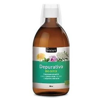 Vital Art Vitalart Depurativo Bio Detox 500 ml
