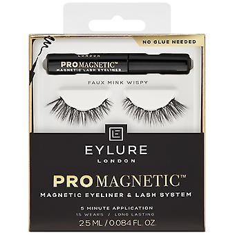 Eylure Pro Magnetic Wispy Pestañas+Delineador