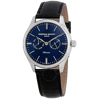 Frederique Constant Classics Blue Dial Men's Watch FC-259BNT5B6
