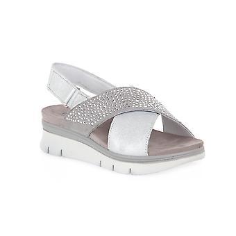 Enval soft sharon silver shoes