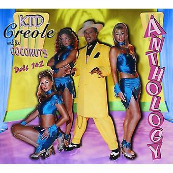 Kid Creole & the Coconuts - Kid Creole & the Coconuts: Vol. 1-2-Anthology [CD] USA import