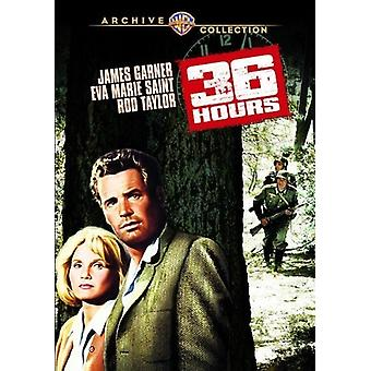 36 Hours [DVD] USA import