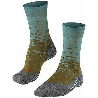 Falke Trekking 2 Gradient Socken - Grün/Blau