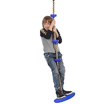 2 μέτρα μακρύ δίσκο αναρρίχηση σχοινί swing αισθητηριακό εξοπλισμό ενσωμάτωσης διδασκαλία βοήθειας children&apos?s παιχνίδι ανάρτησης