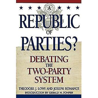 Republic Of Parties?