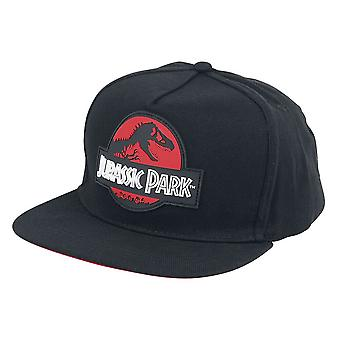 Jurassic Park Classic Logo Snapback Cap