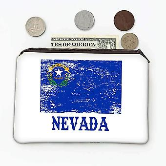 Lahjakolikon käsilaukku: Nevadan lippu