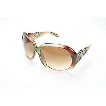 John Galliano Sunglasses Frame JG12 74F Brown Acetate Italy Made