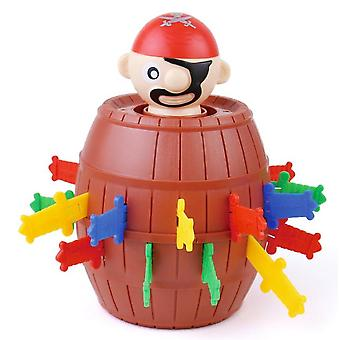 Pirate Barrel Lucky Stabbing Game