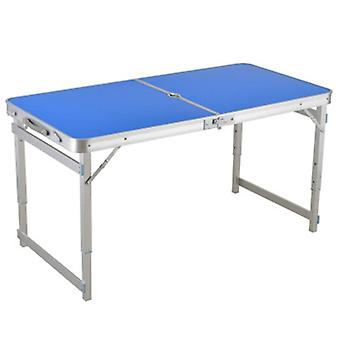 Ulkona taitettava pöytä Camping Alumiiniseos PiknikPöytä