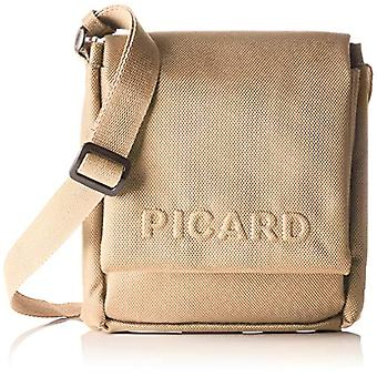 Picard Hitec - Crossbody bag, White (Cremae)), 16x19x4 cm (B x H x T)