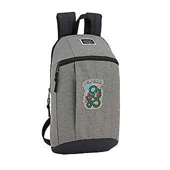Paul Frank 2018 Casual Backpack, 39 cm, 8.5 liters, Grey (Gris)