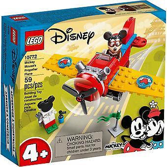 LEGO 10772 Mickey Mouse propeller plane