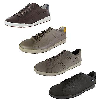 Mephisto Mens Rufo Lace Up Leather Fashion Sneaker Shoes