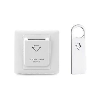 Energy Saving Switch Insert Key For Power