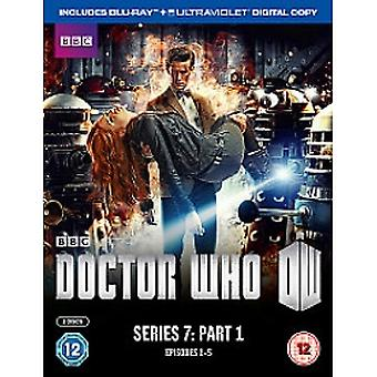 Doctor Who Series 7 Parte 1 Blu-ray