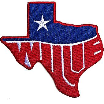 Willie Nelson - Texas Standard Patch
