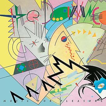The Damned - Music For Pleasure Vinyl