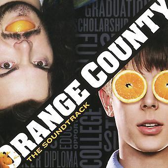 Diverse - Orange County (Soundtracket) Vinyl