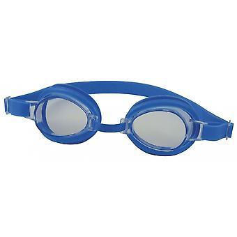 SwimTech Aqua Junior Goggles Blauw
