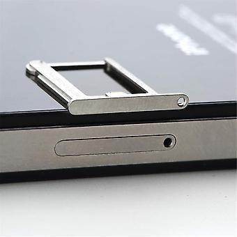 Substituição do slot do porta-caça-níquel do porta-caça da bandeja de cartão Micro Sim para o Apple Iphone 4s 4th