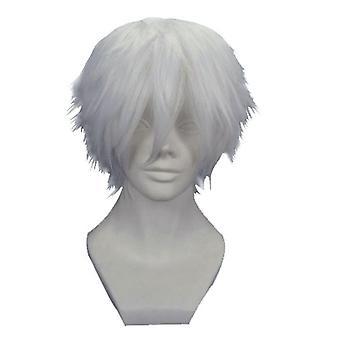 Anime paróka Bleach Halloween Cosplay szintetikus haj parókák