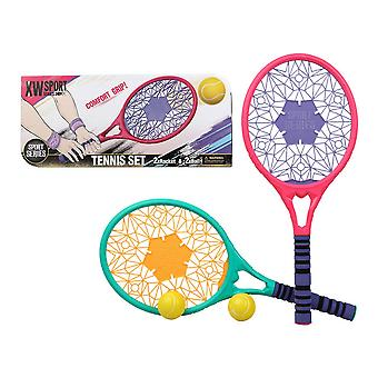 Racquet Set Sport Series Plastic (59 x 25 cm)