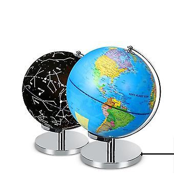 23cm Constellation Globe med beslag, Smart Globe for børn's Learning
