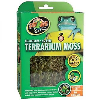 Zoomed Natural Foam - Pm - For Terrarium, Reptile And Amphibian