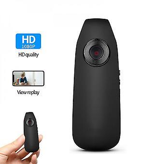 Мини-камера Full Hd 1080p Портативная камера Видеорегистратора Корпус Cam