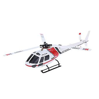 Brushless AS350 Scale 3D6G System Non aileron RC Helicopter