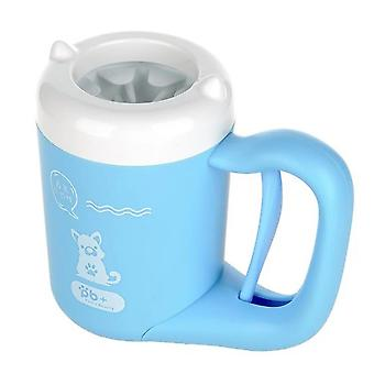 Outdoor Portable Pet Dog Cup Paw Cleaner 1