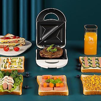 Sandwich Maker FrukostMaskin Hushållsvärme Toast Press Toaster Waffle Maker Kök
