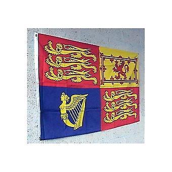 الاتحاد جاك ارتداء العلم الملكي القياسية