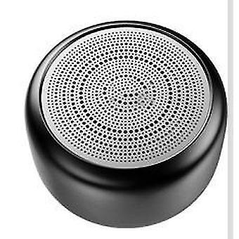 Draadloze Bluetooth Speaker Super Bass Draagbare Subwoofer 3D Stereo Soundspeakers (Zwart)