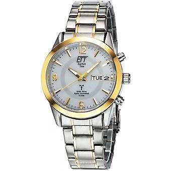 ONE (Eco Tech Time) Gold Stainless Steel EGS-11253-12M Men's Watch