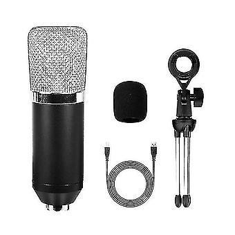 Bm700 Kondensatormikrofon USB professionelles Streaming-Studio-Mikrofon-Kit für Live-Konferenz zu Hause