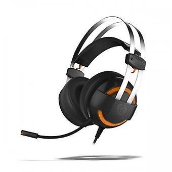 Gaming Headset With Microphone Krom Kode 7.1 Virtual Nxkromkde 366 366 366